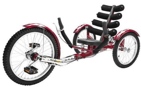 3 Wheel Recumbent Bicycle For Sale