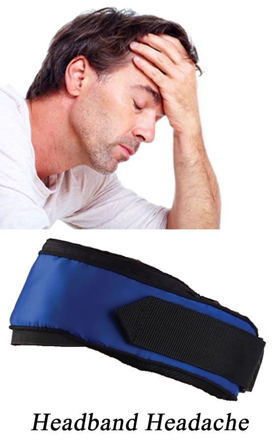 Headband headache