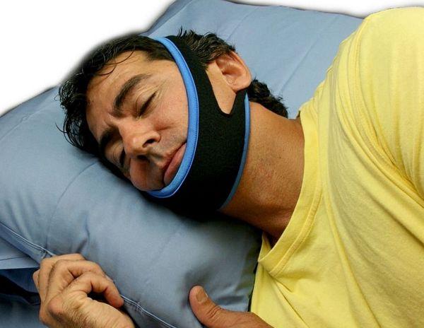 anti snoring jaw strap