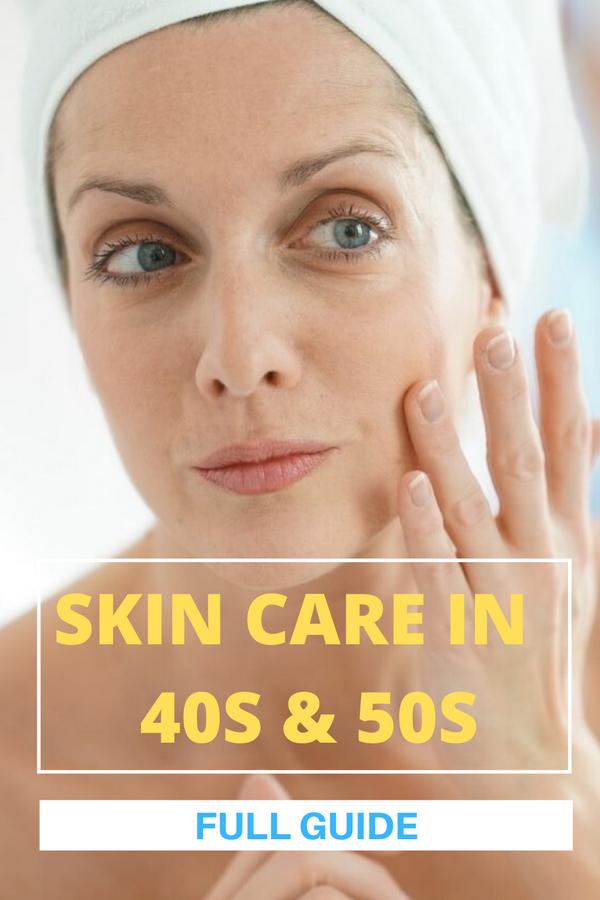 skincare-in-40s-50s