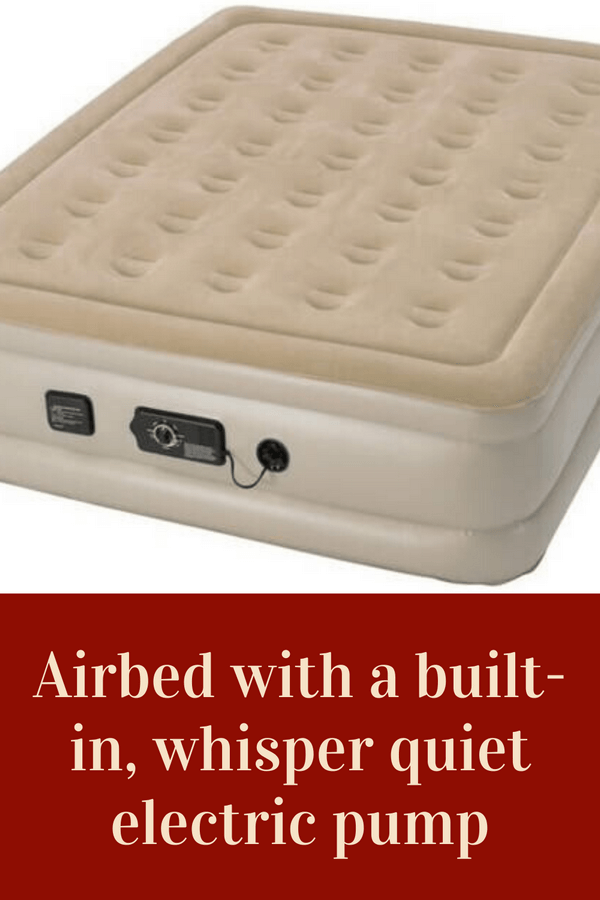 Serta Raised Queen-size Airbed