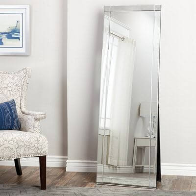 Clarendon-Silver-Glam-Standing-Full-Length-Floor-Mirror