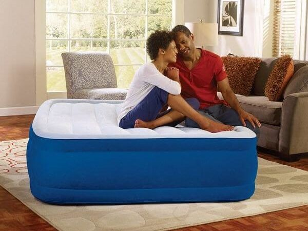 Simmons-Beautyrest-Plushaire-17-inch-Queen-size-Airbed