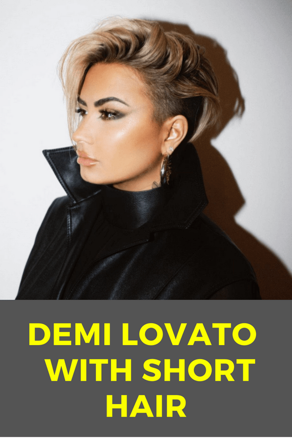 demi-lovato-short-hair